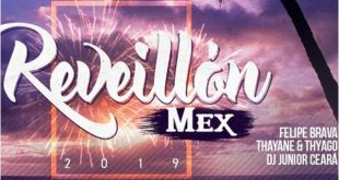 Reveillon 2019 Mex Guarapari