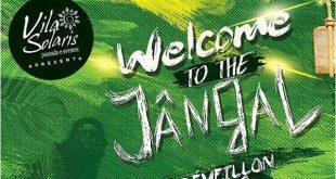 Reveillon 2019 Welcome to the Jangal
